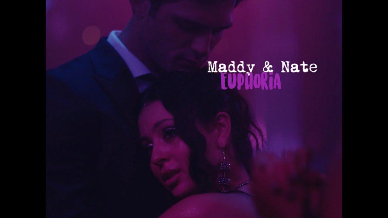 Euphoria // Maddy & Nate // idontwannabeyouanymore