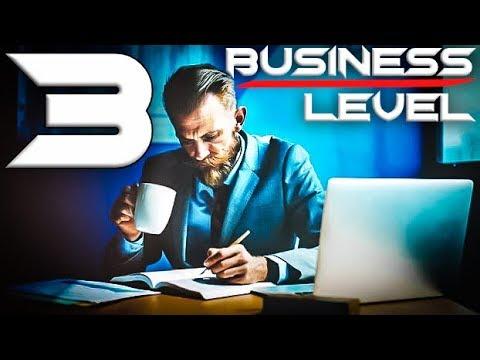 Diese 3 Business Level musst du erreichen!