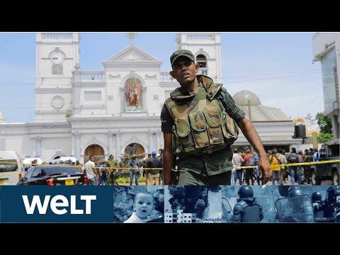 BLUTIGE OSTERN: Bisher 137 Tote - Terrorattacke gegen Christen auf Sri Lanka