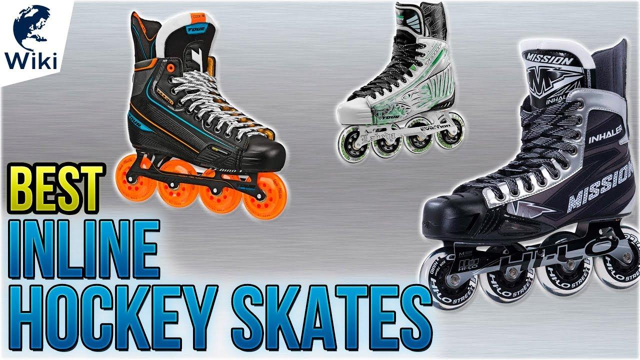 10 Best Inline Hockey Skates 2018 Youtube