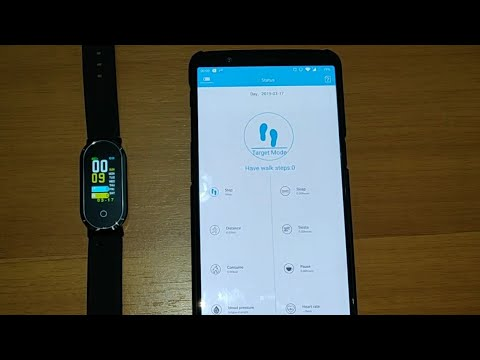 How to connect LEMFO T11 with JYou android apps in