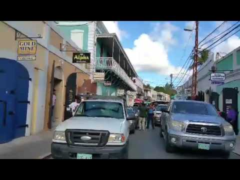 POLICE BRUTALITY IN ST THOMAS PT  1