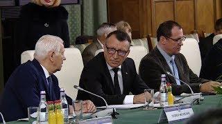 1/16/18: Întrevederea viceprim-ministrului Paul Stănescu cu delegația oficială din Japonia