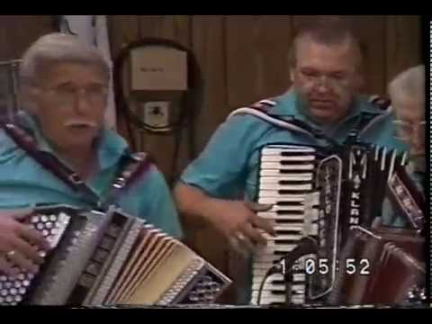Button Box Accordion Band - Slovene American Club