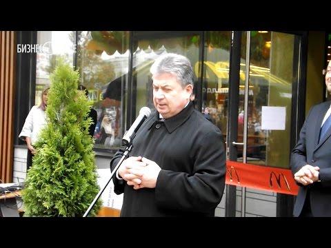 Геннадий Емельянов рассказал, как тяжело было открывать Макдональдс