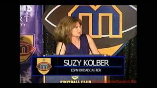 Eric Brady Married To Suzy Kolber Espn's suzy kolber philly fan