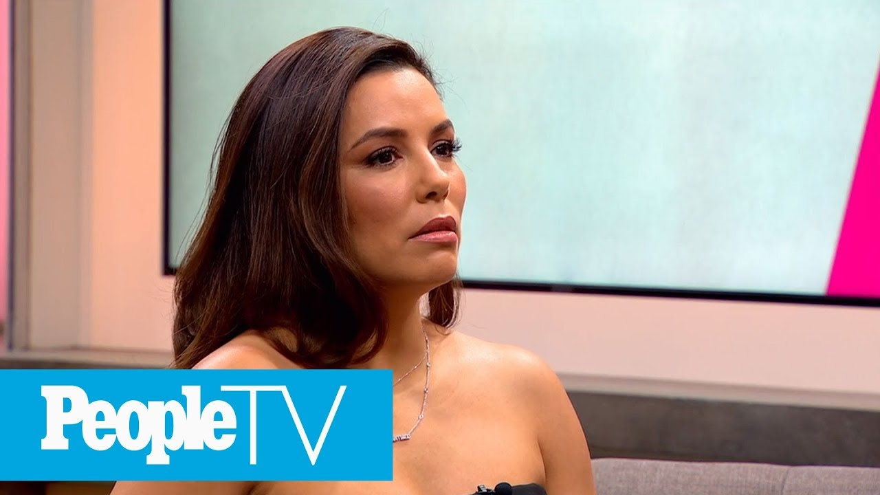 Eva Longoria On The 'Insane Sisterhood' That Has Come From The Time's Up Movement | PeopleTV