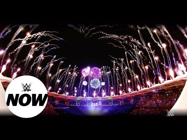 الآن تذاكر عرض WWE Super ShowDown متاحة!