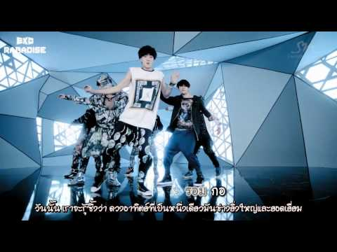 [Thaisub+Karaoke] History Korean Ver. EXO-K {EXOPARADISE}