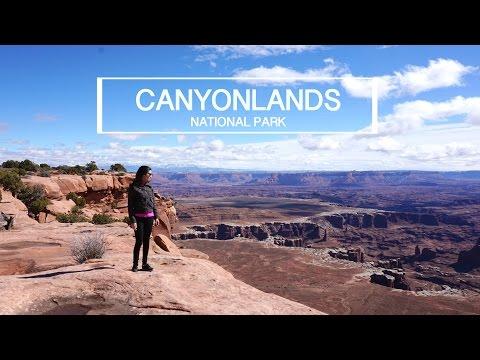 CANYONLANDS NATIONAL PARK   PARQUE NACIONAL CANYONLANDS   UTAH   EUA   MAYRA E MARINA   EP. 5