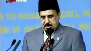 Ahmadiyya Muslim Community a seedling planted by Allah - 1-4.flv
