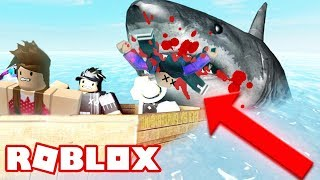 SHARK BITE ROBLOX (Kid Friendly No Swearing Role-playing Game)