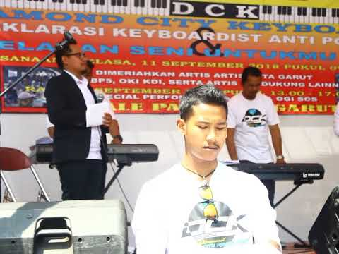Iringan Musik Instrumental Lagu Indonesia Raya Oleh Keyboardist DCK
