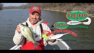 white bass fishing grand lake tributaries