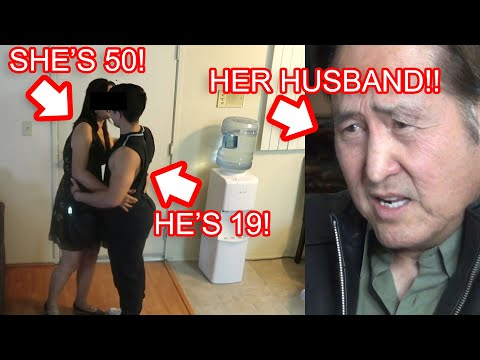 50 Year Old Wife Cheats with 19 Year Old Boy! | To Catch a Cheater