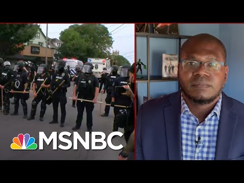 Johnson: 'People Are Being Murdered Everyday By Police Who Are Not Being Held Accountable'| MSNBC