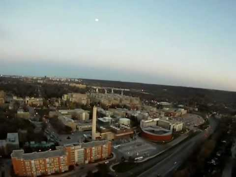McMaster Campus with GoPro + QuadCopter