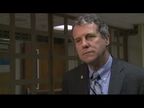 Sen. Sherrod Brown talks Obamacare repeal