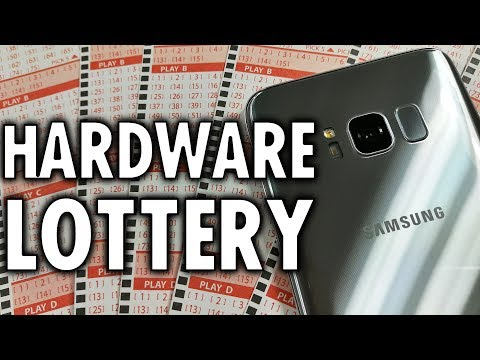 Samsung Galaxy S8: How bad is the Hardware Lottery?