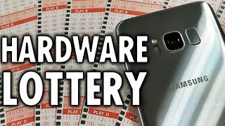 Samsung Galaxy S8  How bad is the Hardware Lottery?