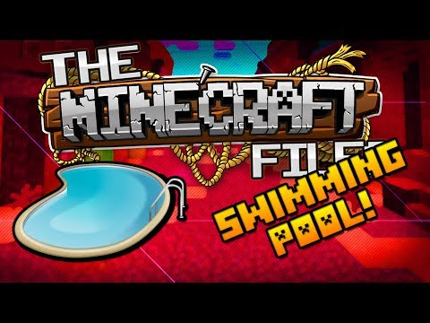 The Minecraft Files #377 - SWIMMING POOL! (HD)