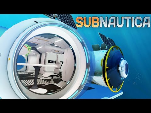 BUILDING THE HASHTAG | Let's Play Subnautica Part 2 | Base Building, Exploration | Gameplay