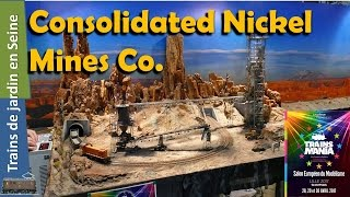 TRAINSMANIA - Consolidated Nickel Mines Co. - Echelle HO - 4K