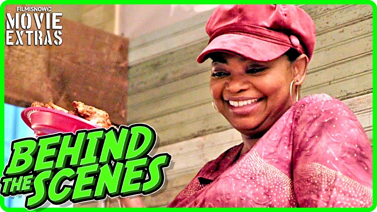 Download MA (2019)   Behind the Scenes of Octavia Spencer Horror Movie
