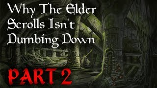 Why The Elder Scrolls Isn