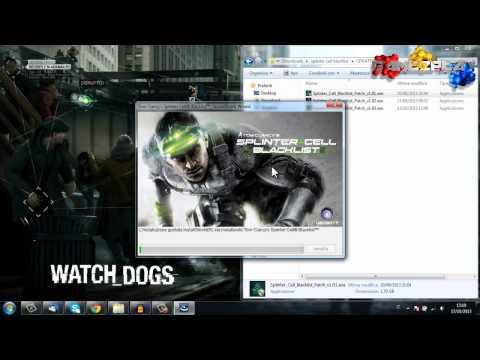 Splinter Cell: Blacklist [TUTORIAL] - Installazione Crack Updates - HD in Italiano