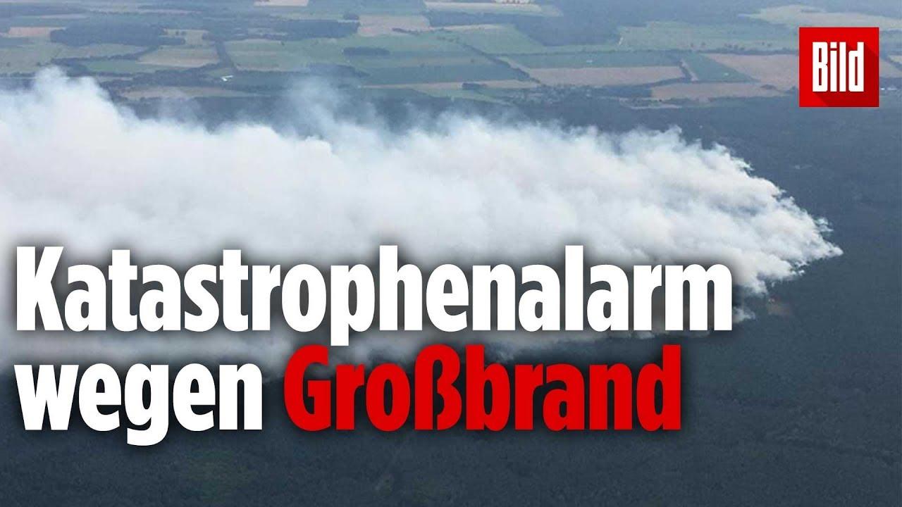 Waldbrände mecklenburg vorpommern