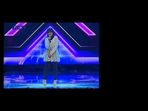 Fatin Sidqia Lubis - Pumped up Kicks [Foster the People]