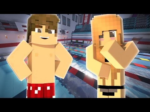 Parkside High School | SWIMMING RACE! | Minecraft Roleplay #3 [S3]