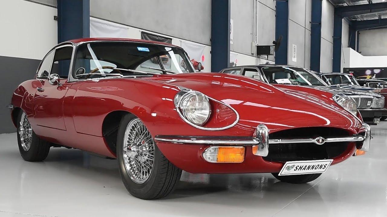 1968 Jaguar E-Type Series 2 Fixed Head Coupe - 2018 Shannons Melbourne Late Summer Classic Auction