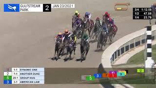 Vidéo de la course PMU MAIDEN SPECIAL WEIGHT 1700M