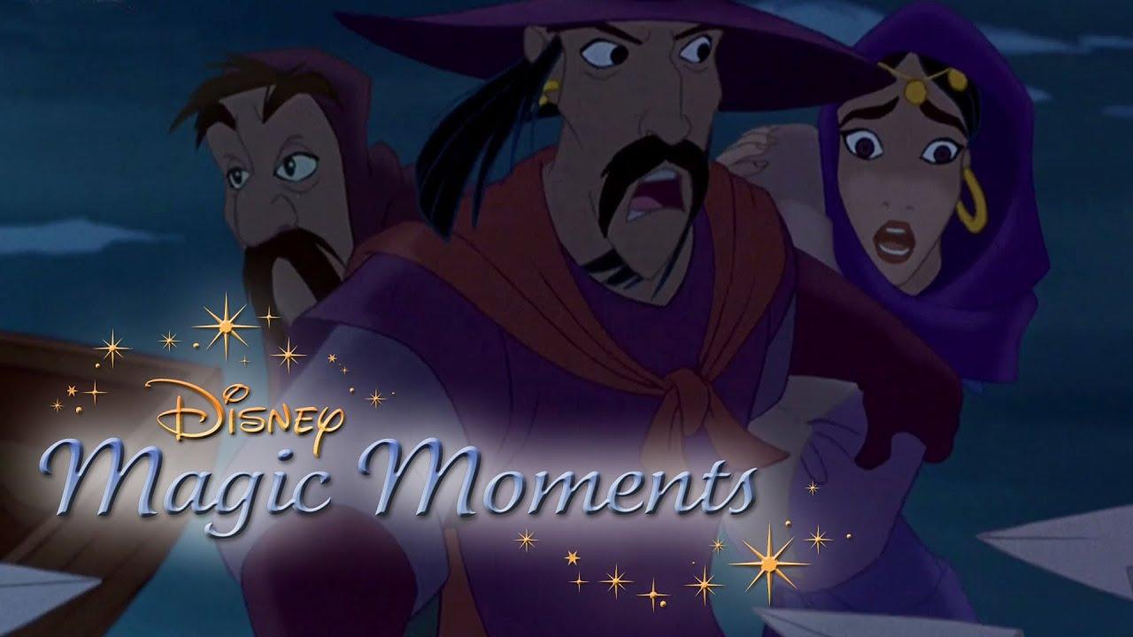 Richter Claude Frollo - Die bösesten Bösewichte | Disney Channel ...