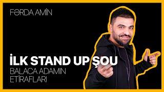 Ferda Amin Xudaverdiyev - Stand Up Show