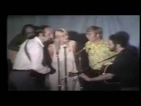 John Denver with Peter Paul and Mary  Leaving On A Jet Plane