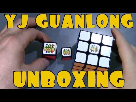 YJ GuanLong Unboxing [thecubicle.us]