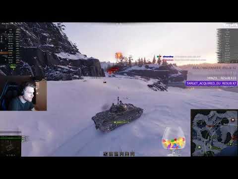 World of Tanks - 1.0 HD Maps Gameplay