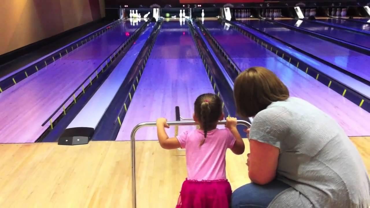 Bumper Bowling Youtube