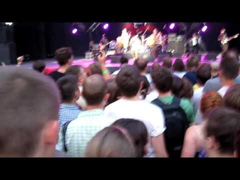 Gogol Bordello - Break The Spell Live - Moscow 2010