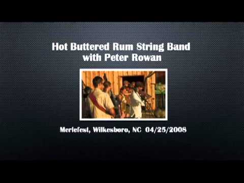 【CGUBA427】 Hot Buttered Rum String Band with Peter Rowan