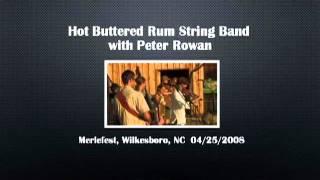【CGUBA427】 Hot Buttered Rum String Band with Peter Rowan