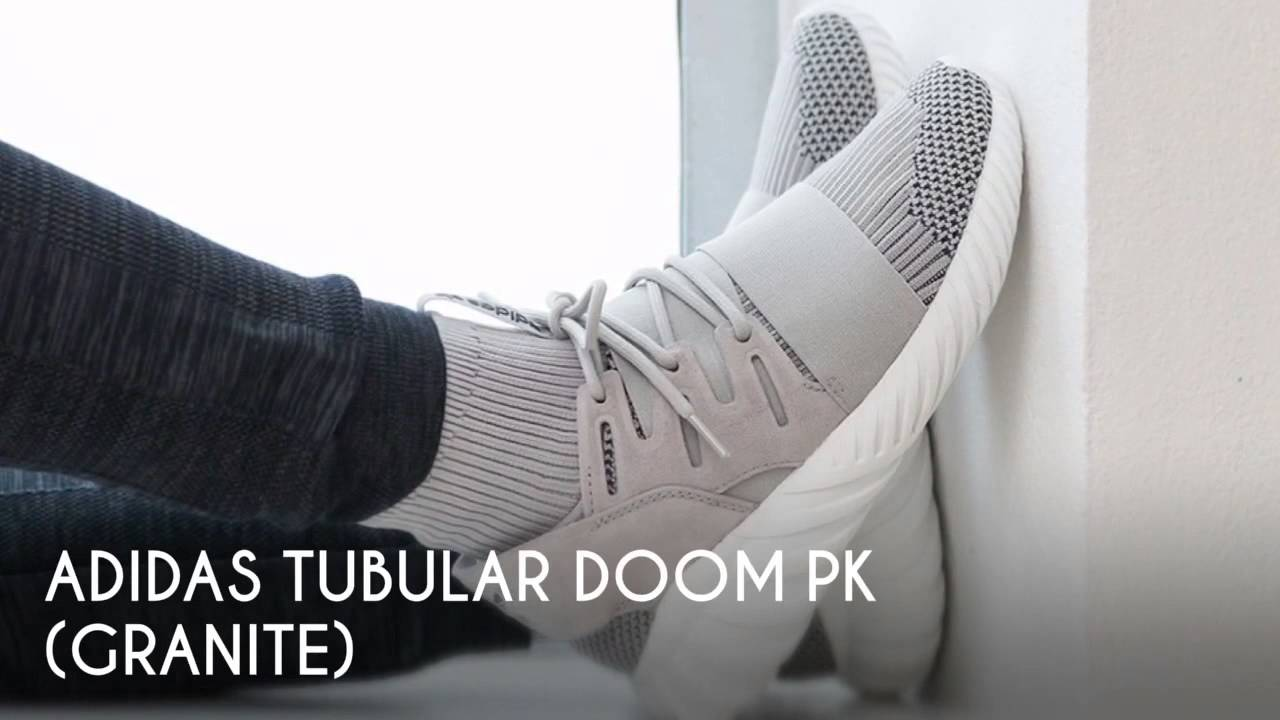 adidas Tubular Doom Winter Shoes Grey adidas US