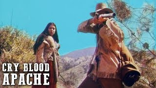 Cry Blood Apache | WESTERN | Rare Movie | Full Feature Film | Free Cowboy Movie