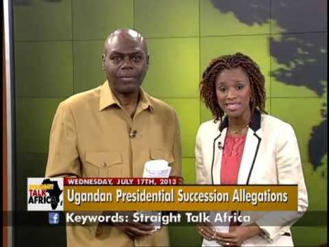 Straight Talk Africa on Controversy Regarding Uganda ...