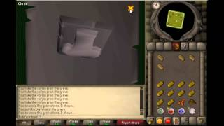 runescape 07 How to do gravedigger random event
