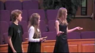"""Небеса"" - семья Каралаш; Russian Christian Song"