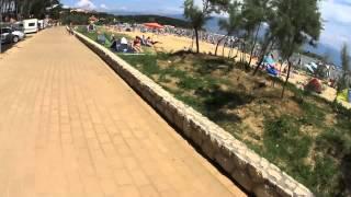 Campingplatz San Marino / Insel Rab / Kroatien 2014